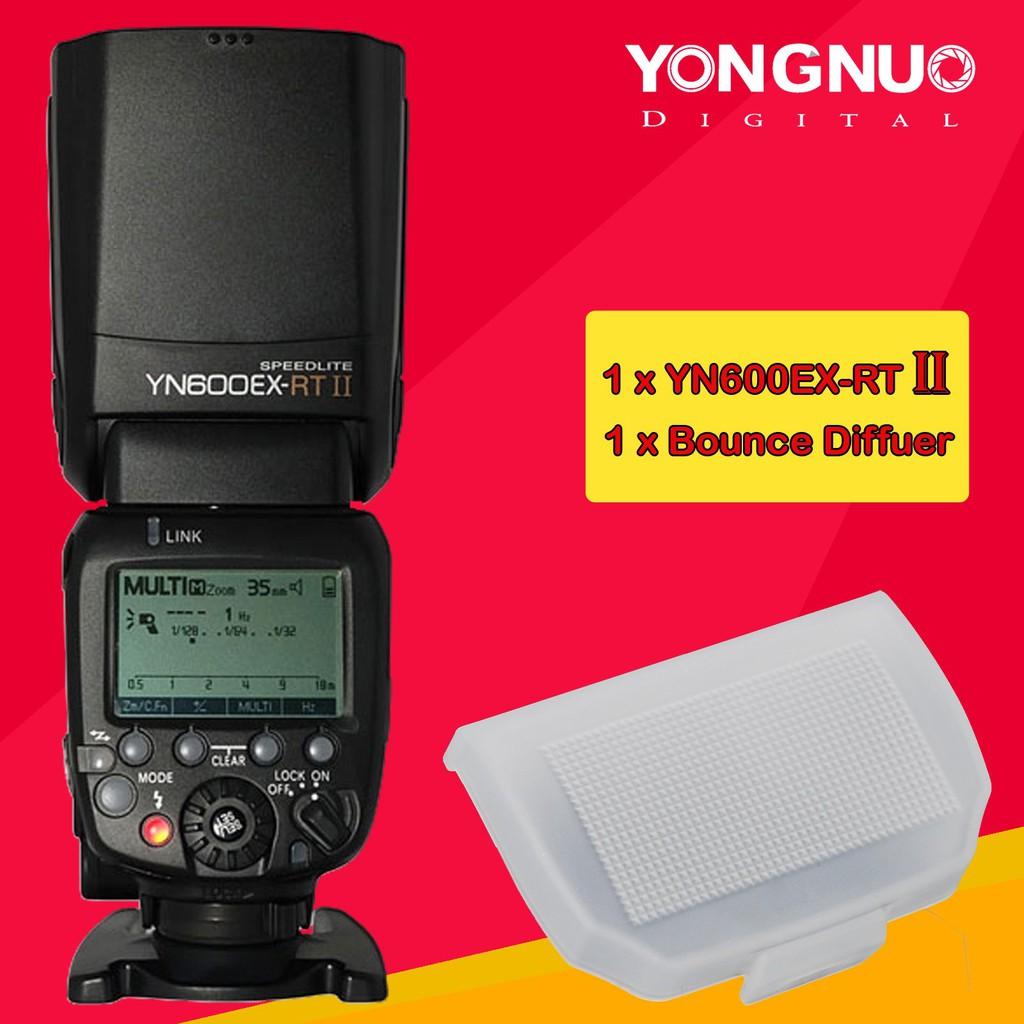 Yongnuo Yn 565ex Ii E Ttl Wireless Flash Speedlite For Canon Lcd Shopee Malaysia