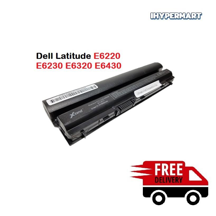 [Import] NEW Dell Latitude E6120 E6230 E6330 E6220 E6320 OEM Replacement  Battery