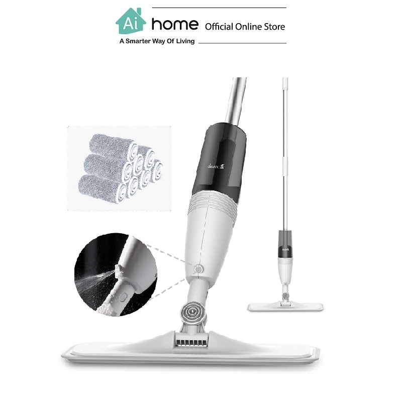 DEERMA TB500 Water Spray Mop Cleaning [ Ai Home ]