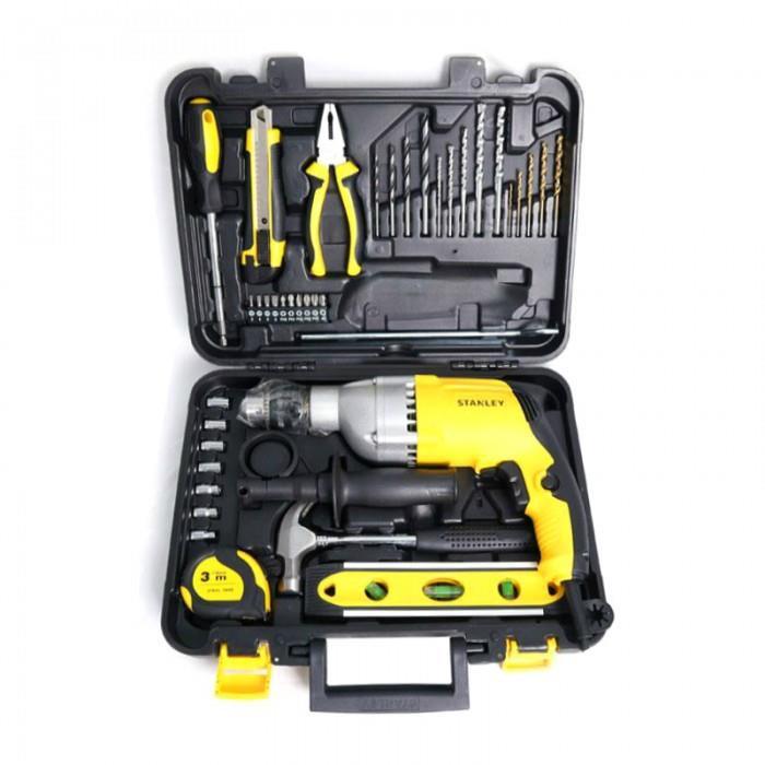 Stanley STDH7213V Impact Drill Hammer Drill Screwdriver 720W 13mm
