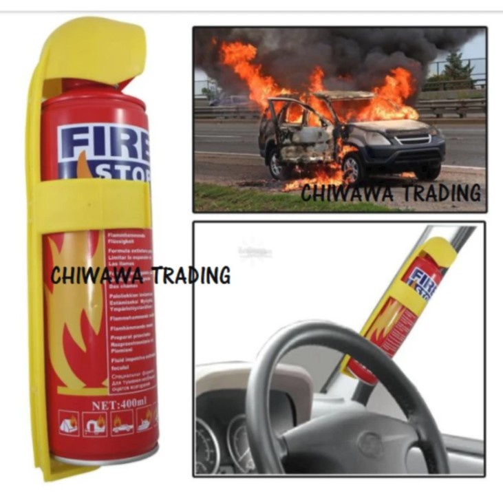 500mL and 1000mL Fire Extinguisher Fire Stop Foam Home Emergency Life Saviour