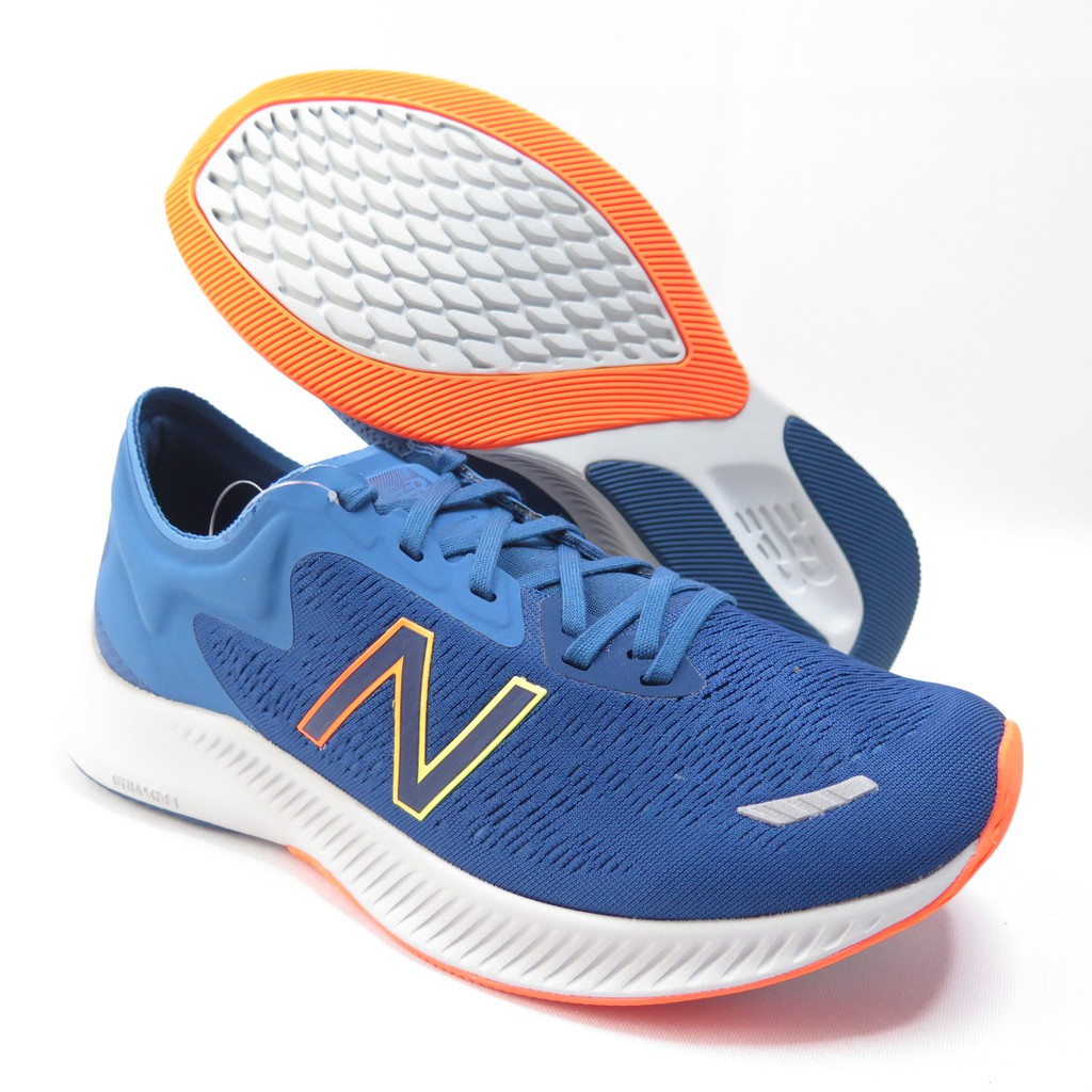 Discriminación Noroeste Envío  New Balance Pesu Lightweight Running Shoes Men 2 E Shoe Mpesulp 1 Blue |  Shopee Malaysia