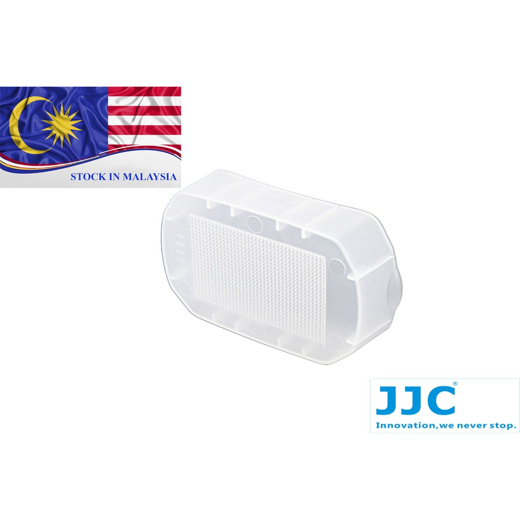 JJC FC-600Ex Diffuser Bounce Cover For CANON 600EX-RT (Ready Stock In Malaysia)