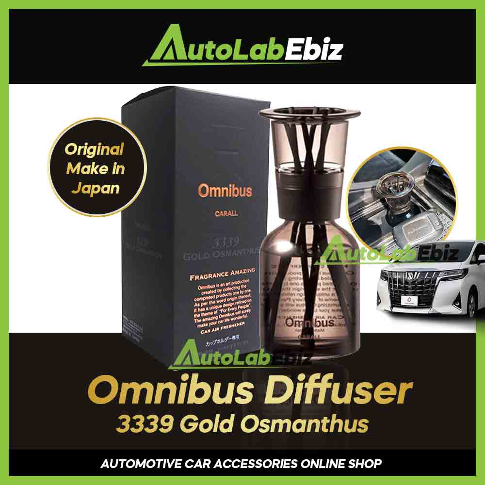 Carall Omnibus Diffuser 3339 Gold Osmanthus Air Freshener 160ml