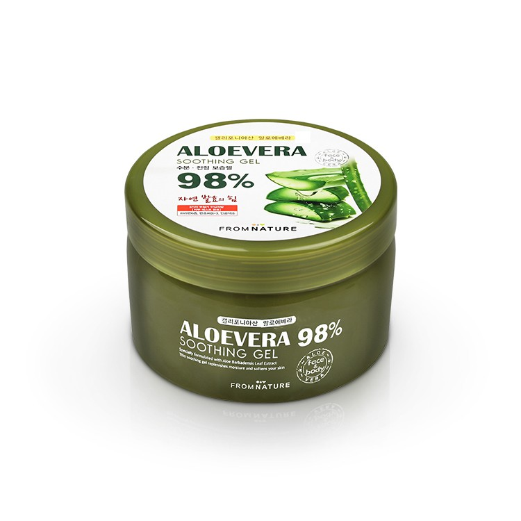 FROMNATURE Aloevera 98% Soothing Gel 500g