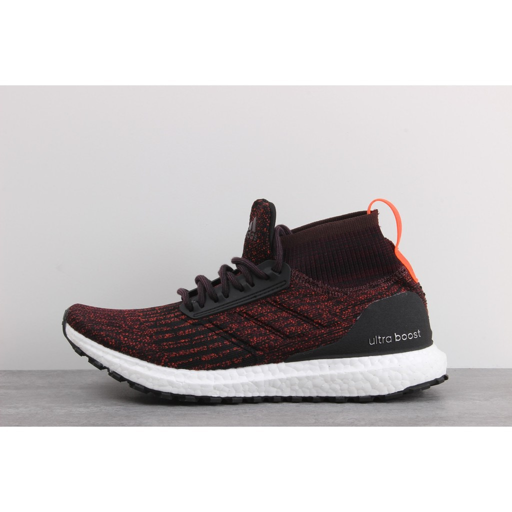 wholesale dealer de688 fadf5 adidas Ultra Boost ATR black and white socks running shoes S82035
