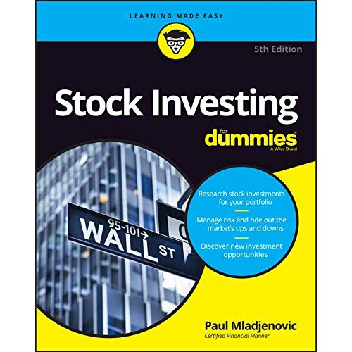 investing in stock for dummies pdf