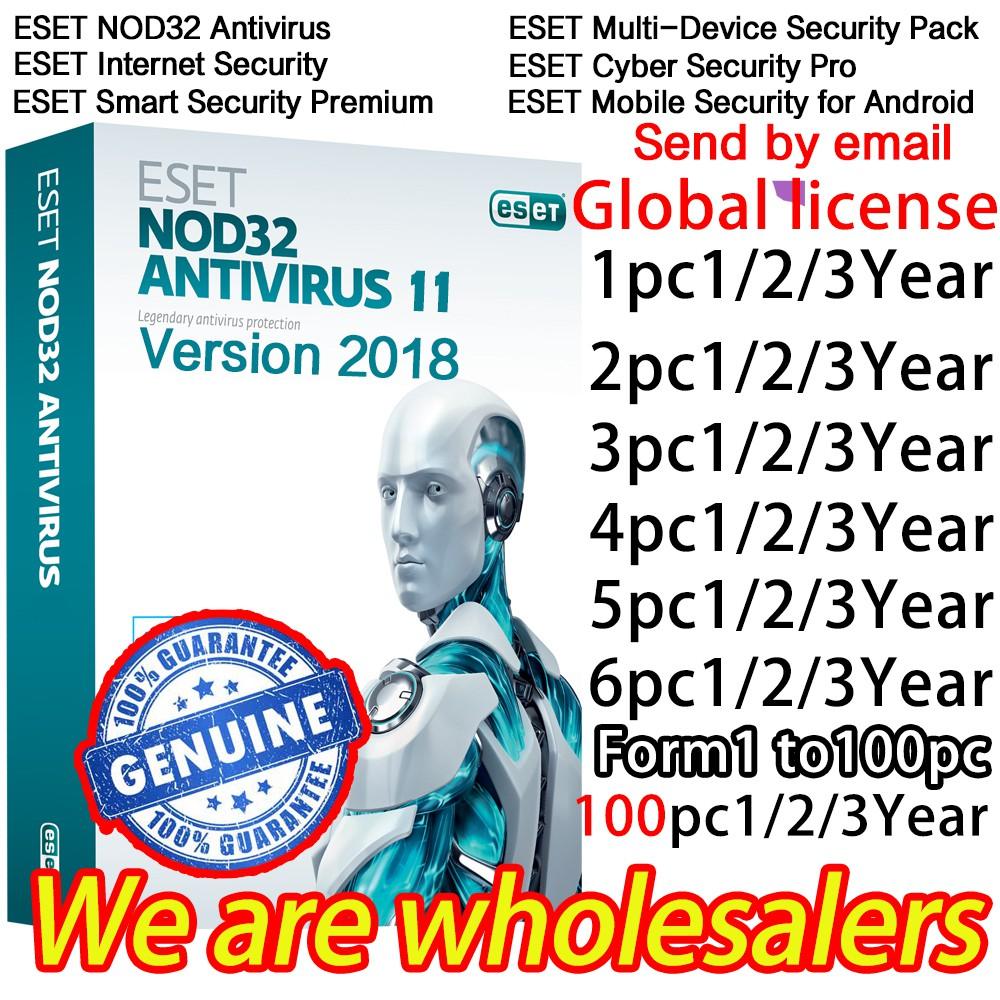 eset smart security – nod32 antivirus 9-11 license key