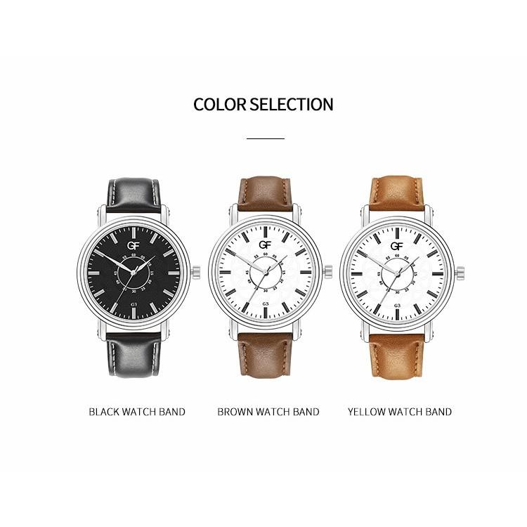 7f8204807 Fashion Women Men Couple Watch Rounded Colorful Analog Pointer Quartz Watch  | Shopee Malaysia