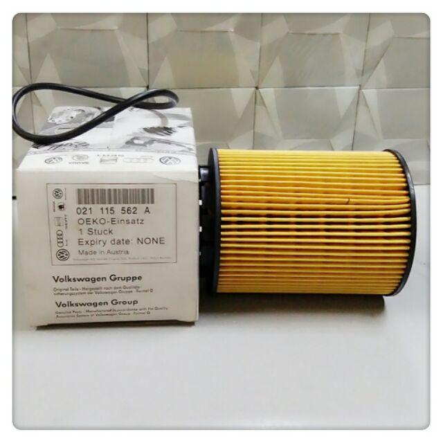021115562A Genuine AUDI Q7 3.6L 06-10 Oil Filter