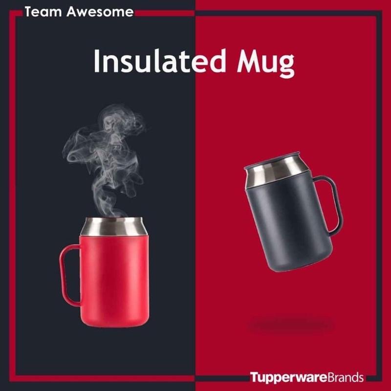 Tupperware Insulated Mug 400ml