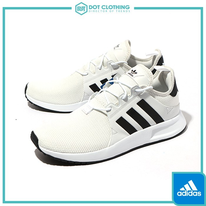 56fa93d843f13 Dot Focus Adidas Originals x plr NMD Blue and White Reflective Mesh Jogging