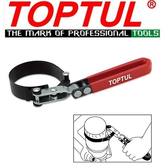 Toptul Professional Swivel Handle Oil Filter Wrench (JDAU series)