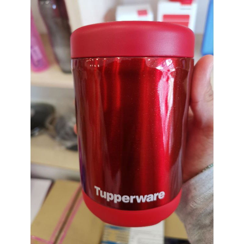 ~ LIMITED~ TUPPERWARE STACKING THERMAL FLASK
