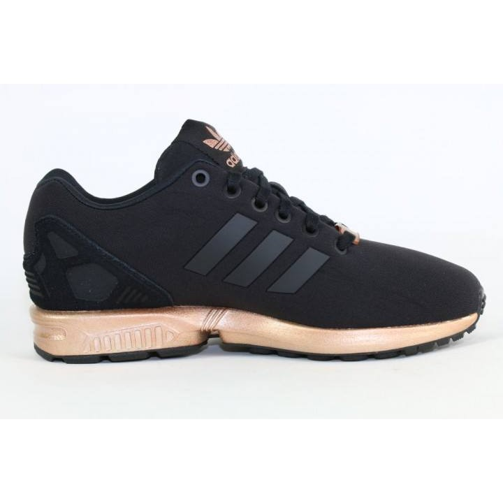 Adidas ZX Flux Copper w/ Rose Gold LIMITED SNEAKERS