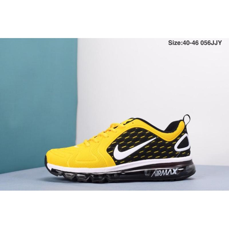 Zhusu fashion Nike Air Max 720 Slip proof and Wear resistant