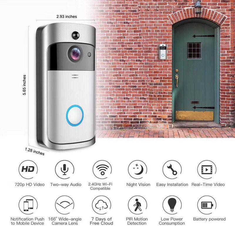 ToSee Video Doorbell