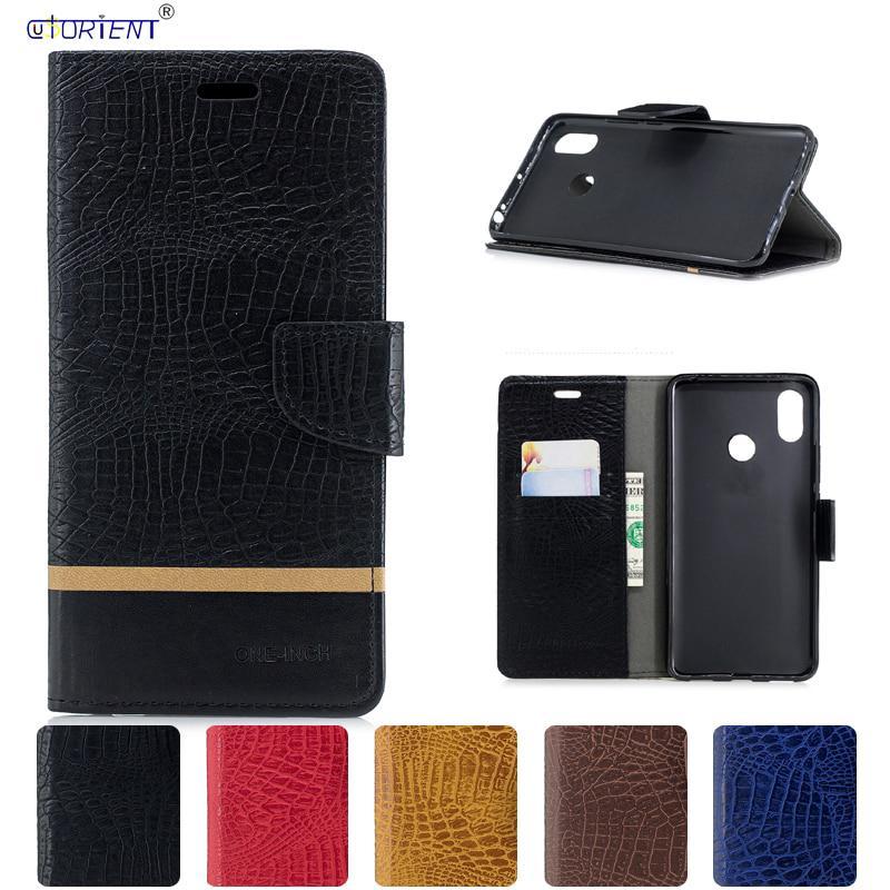 new product 2ed44 71e7d Flip Case Xiaomi Mi Max 3 Case Xiomi Mi Max 3 Cover Leather Wallet Phone  Case
