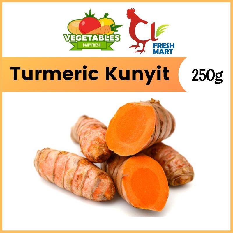 Turmeric / Kunyit Hidup (500g)