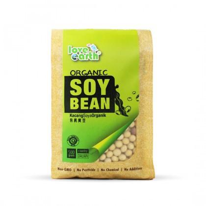 Love Earth Organic Soybean 500g 乐儿有机黄豆 500公克