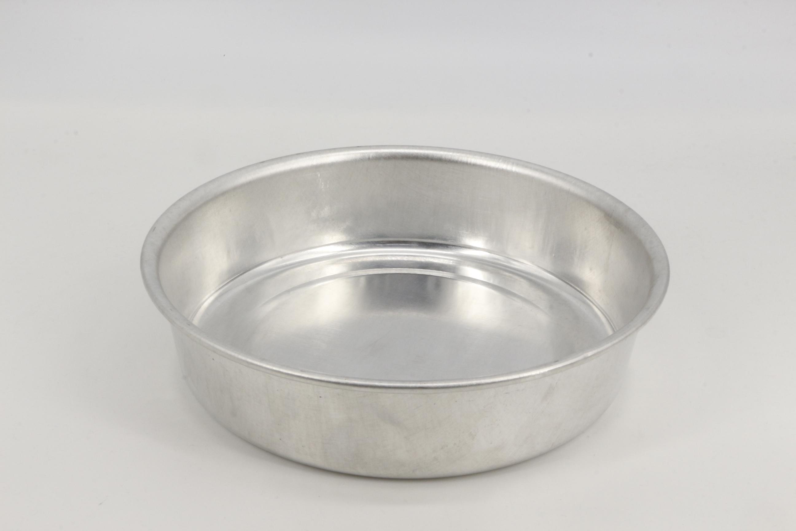 20cm Aluminium Deep Round Cake Tin / Acuan Cake