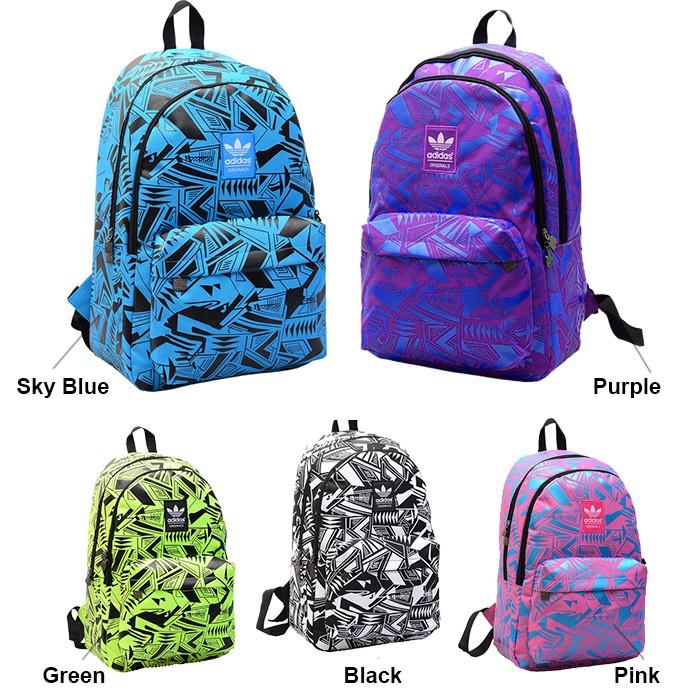 a75946cae1 Young Neo Sport Backpack Men Women Unisex Travel Adidas Shoulder Bag ...