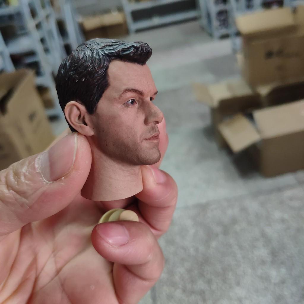 1//6 Man The Bourne Identity Matt Damon Jason Head F 12/'/' Model Figure Body Toy