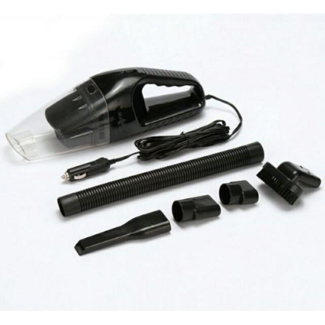 [ READY STOCK ]  Promotion Car Vacuum Cleaner 5m 120w 12v Suction Wet And Dry Kereta Kitchen Jualan Murah Battery Bateri