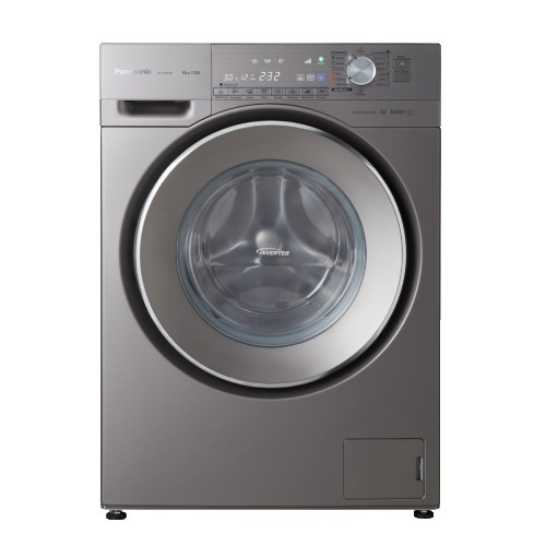 Panasonic Front Load Washer Blue Ag with ActiveFoam (10kg) 120VX6LMY