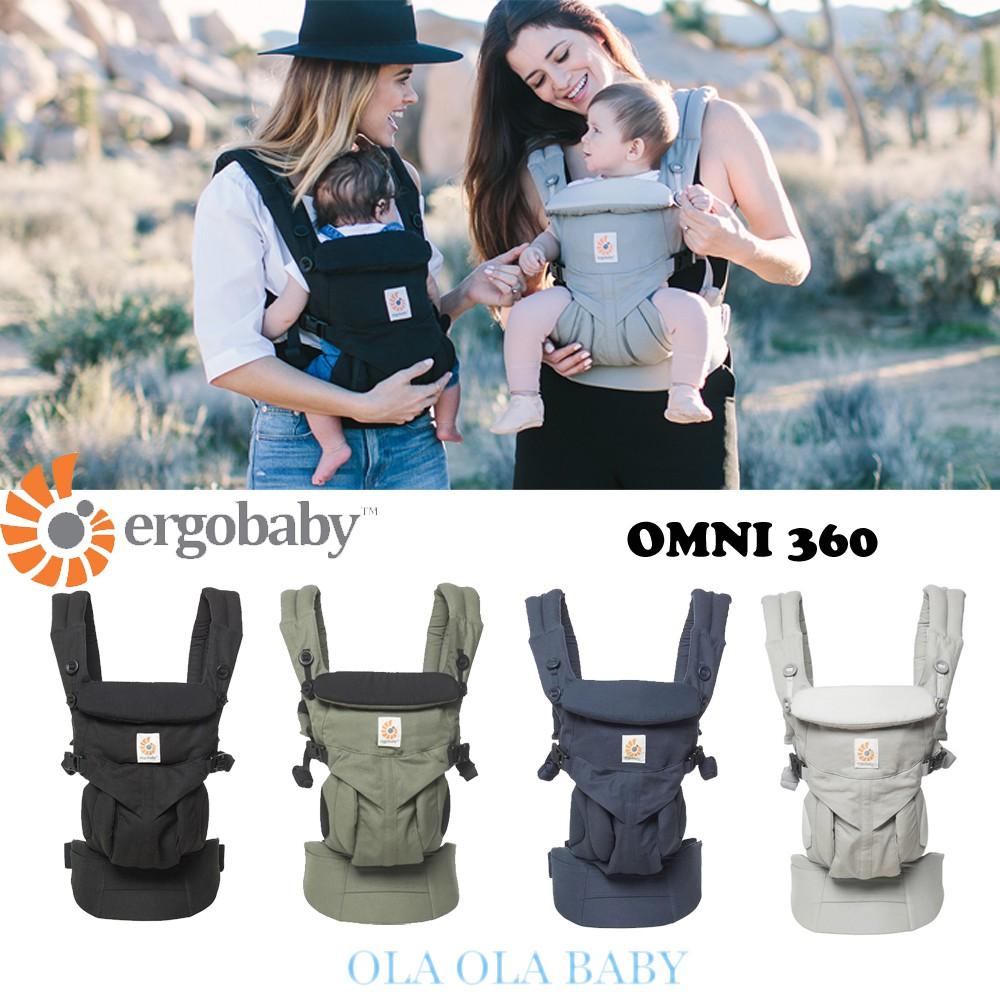 2671bbb3cdb Ergobaby Omni 360 Baby Carrier