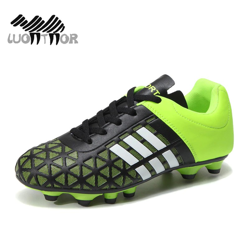 4c0bf3423 ProductImage. ProductImage. Long Spikes Spikes Brand Boy School Soccer  Cleats Boots Football Boots Men's Football Shoes ...