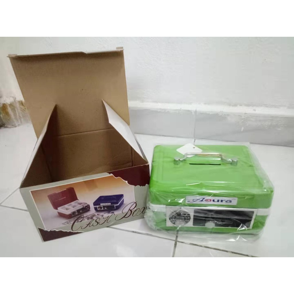 Metal Cash Box *Stock Clearence