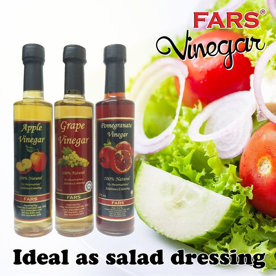 ORIGINAL PURE DATE VINEGAR 375ML