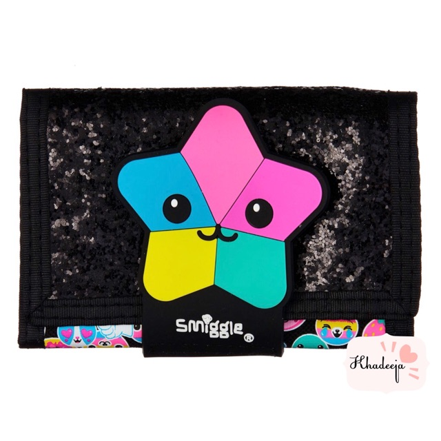 """Peace SMIGGLE /""""/'Hits/"""" Kid/'s Wallet Purse for Girls"""