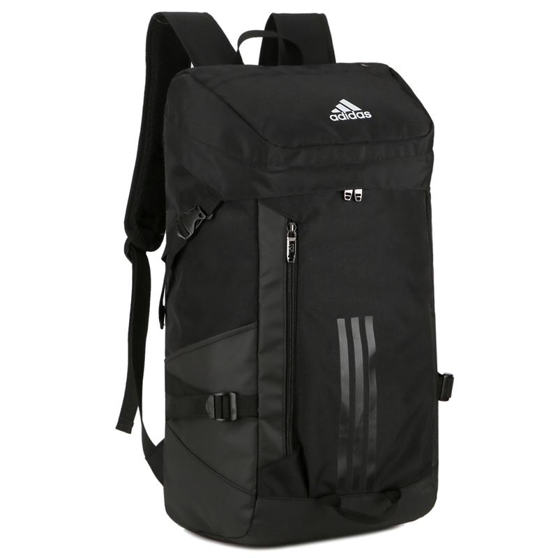 b74dda0d8 Adidas Outdoor Sport Backpack Waterproof Large Travel Bag Beg   Shopee  Malaysia