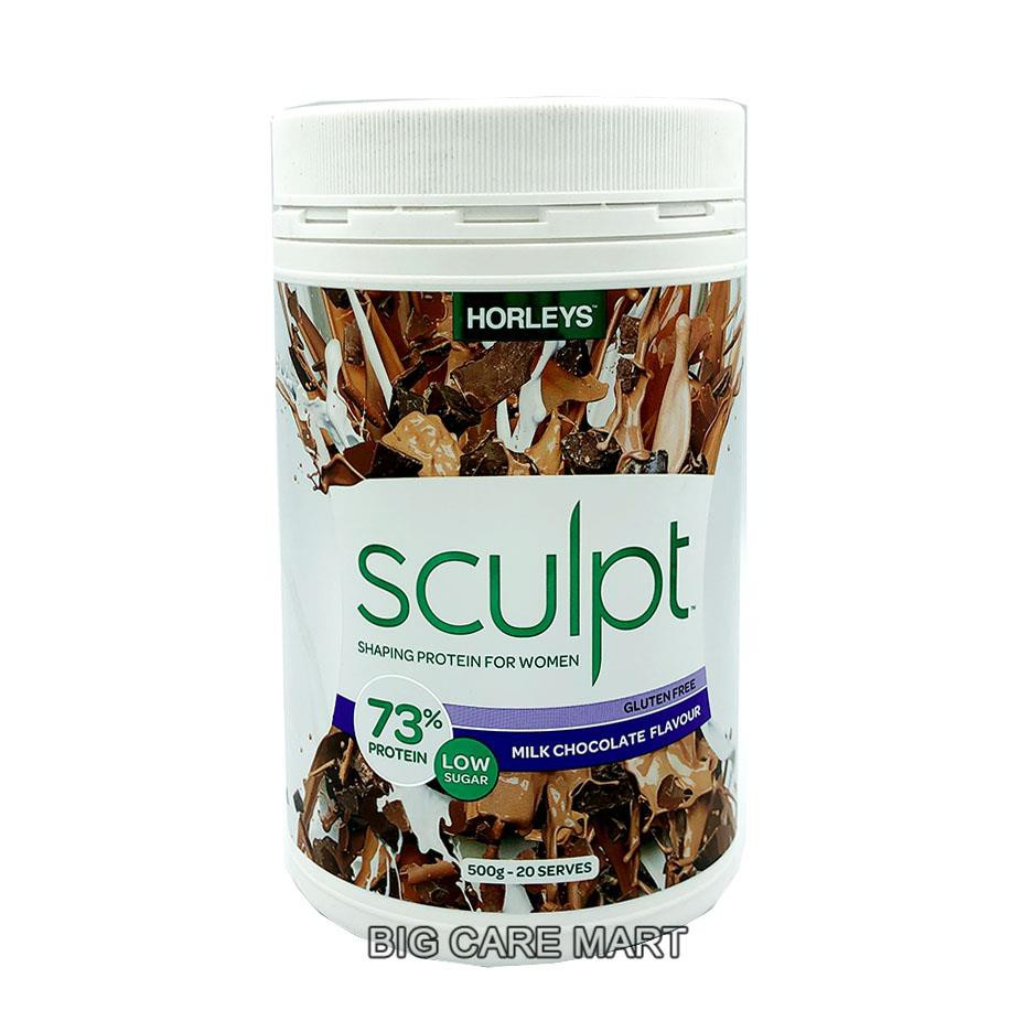 Horleys Sculpt Shaping Protein Shake - Chocolate 500g