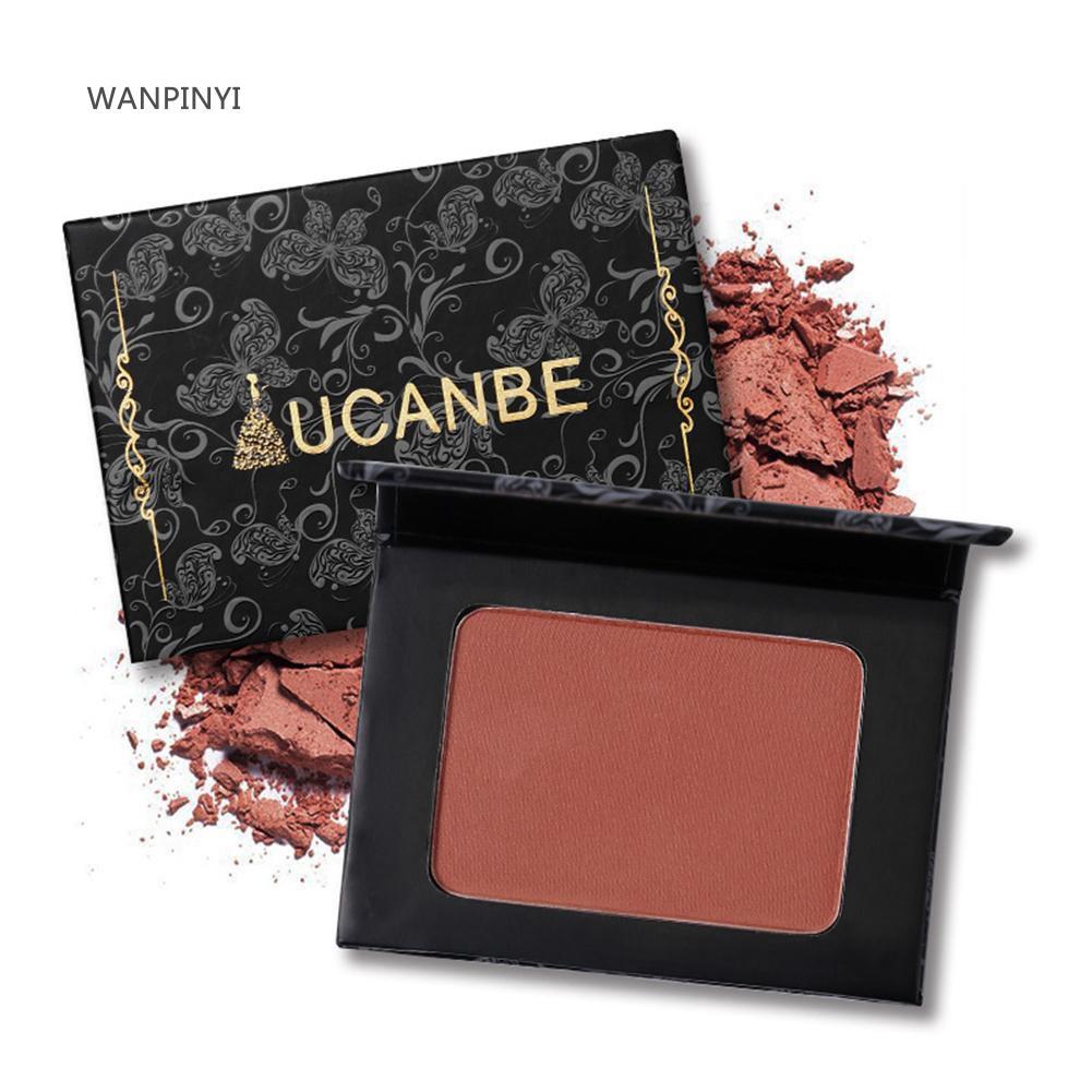 ☞Hot Portable Women Face Makeup Cheek Blush Powder Cosmetic Beauty Blusher