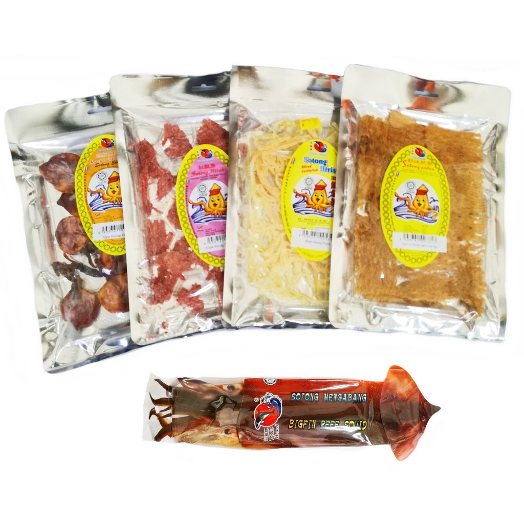 Satay Value Pack 3 Sotong 5in1