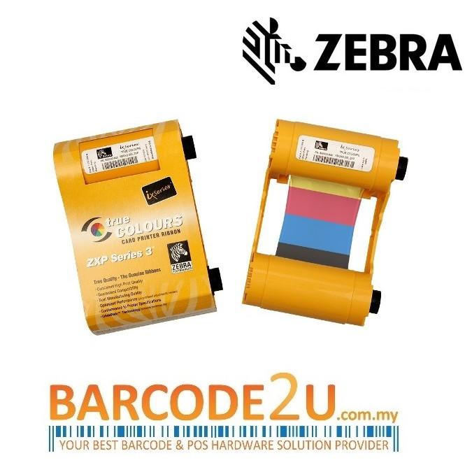 Zebra ZXP Series 3 YMCKO ribbon (800033-840)