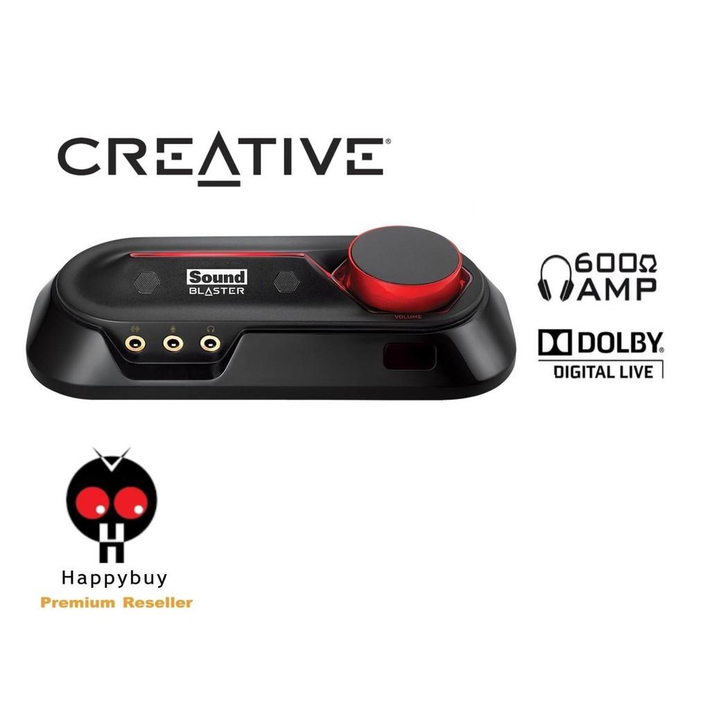 Creative Sound Blaster SB1560 Omni Surround 5 1 USB Sound Card  (CRE-SB1560-OMNI)