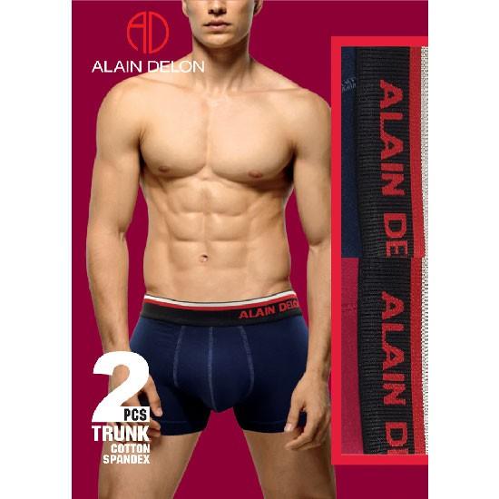 ALAIN DELON - 2 PCS TRUNK (AD8213) BEST BUY