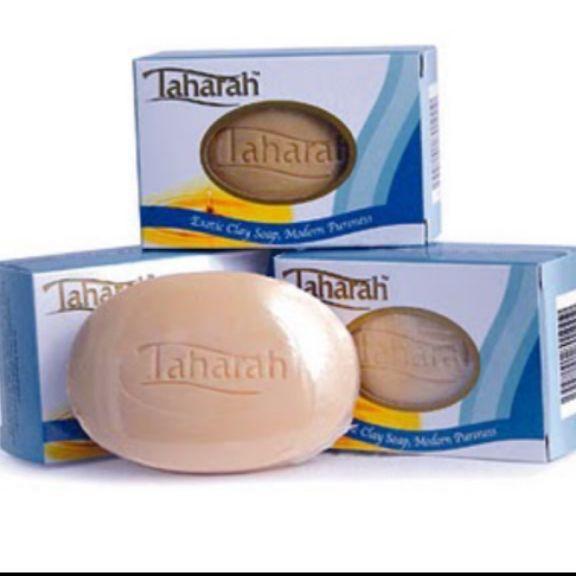 TAHARAH EXOTIC CLAY SOAP 100% ORIGINAL HQ+ FREEGIFT