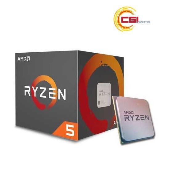 Amd Ryzen 5 1600 Processors Am4 Shopee Malaysia