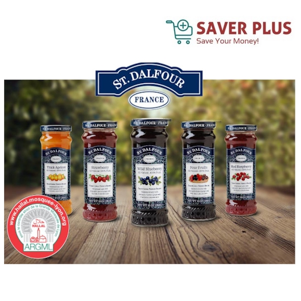 St Dalfour Fruit Spread/Jam (284g)