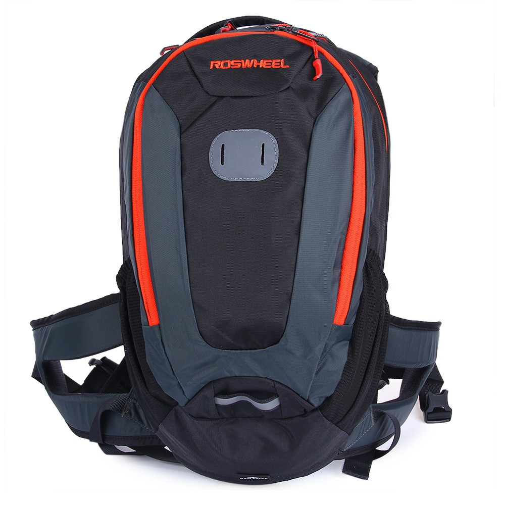 5ff7be3568d1 ROSWHEEL 15L Outdoor Sport Cycling Backpack MTB Climbing Hiking Accessories