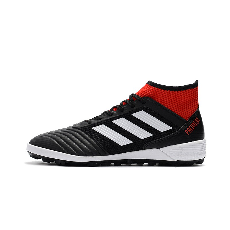 90458c6a907 adidas Predator Tango 18.3 TF solar red black mesh mens soccer football  shoes