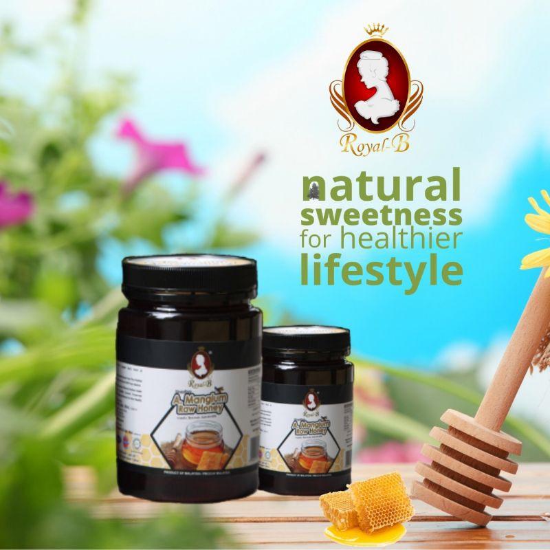 Royal-B A.Mangium Raw Honey 1kg + FREE 250g
