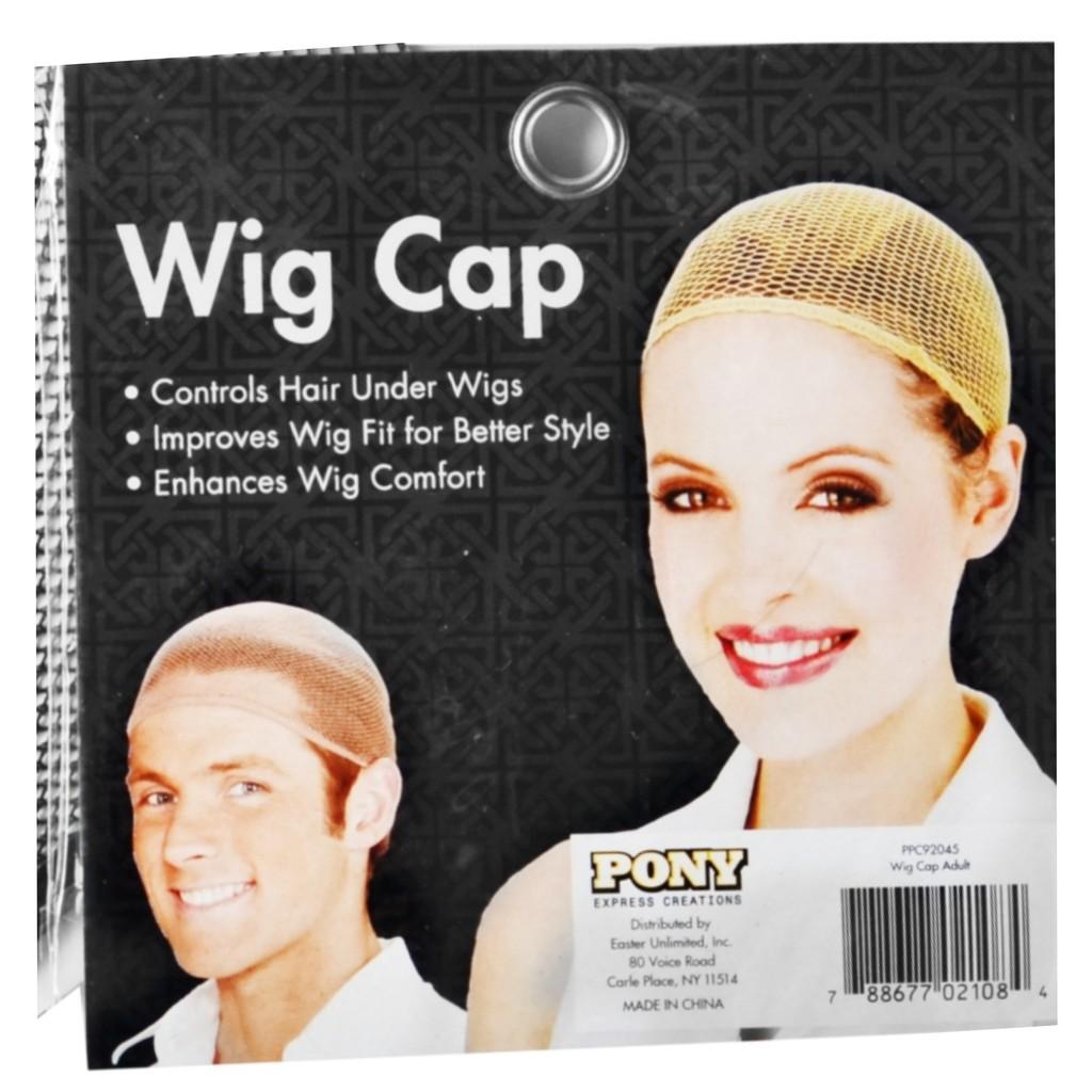 Hair Accessories Wig Cap - Black