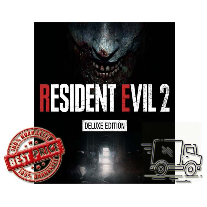[Digital Download] RESIDENT EVIL 2 Deluxe Edition [HOT Games!!!]