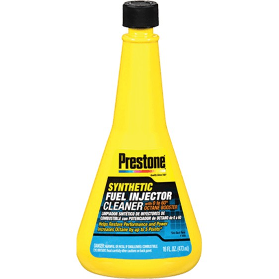 100 PRESTONE US SYNTHETIC FUEL INJECTOR CLEANER (0-60 OCTANE BOOSTER)